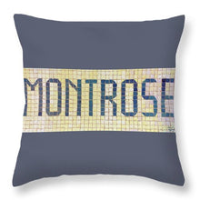 Load image into Gallery viewer, Montrose Mosaic - Throw Pillow
