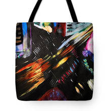 Load image into Gallery viewer, NightCross - Tote Bag