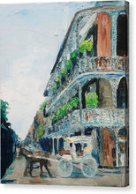 Load image into Gallery viewer, NOLA Carriage Ride - Canvas Print