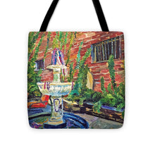 Load image into Gallery viewer, NOLA Courtyard - Tote Bag
