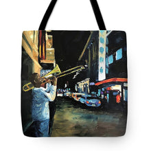 Load image into Gallery viewer, One Night Stand - Tote Bag