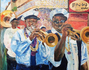 Second Line Generations - Art Print