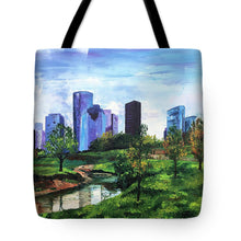 Load image into Gallery viewer, The City's Oasis - Tote Bag