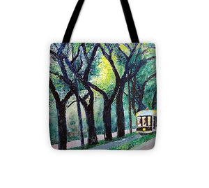 The Garden District - Tote Bag