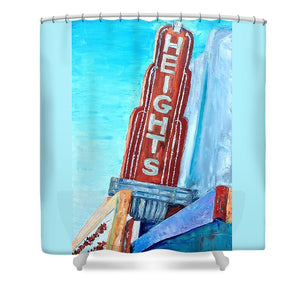 The Heights - Shower Curtain