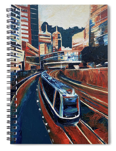 The Houston Medical Center - Spiral Notebook