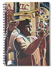 Load image into Gallery viewer, That NOLA Sound - Spiral Notebook
