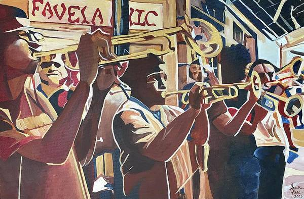 That NOLA Sound - Art Print