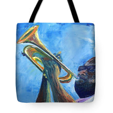 Load image into Gallery viewer, Tommy Horn - Tote Bag