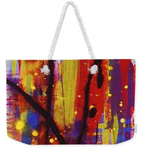 Load image into Gallery viewer, Urban Carnival - Weekender Tote Bag
