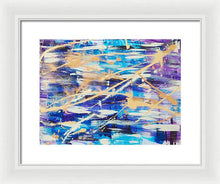 Load image into Gallery viewer, Urban Footprint - Framed Print