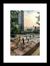 Load image into Gallery viewer, Urban Playground - Framed Print