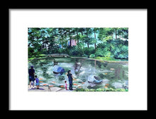 Load image into Gallery viewer, Urban Tranquility - Framed Print