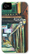 Load image into Gallery viewer, Walk With Me Down Rue Bienville - Phone Case