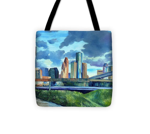 White Oak Bayou - Tote Bag