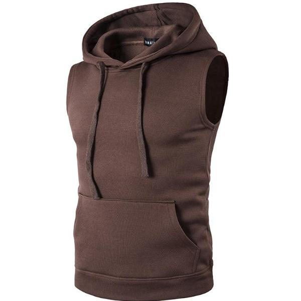 Kalia Hooded Tank Top