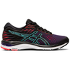 Asics Women's Cumulus 21, Black/Laser Pink, 10mm Drop, Running Neutral Road Moderate Cushion