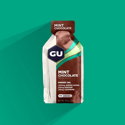 GU Mint Chocolate Gel
