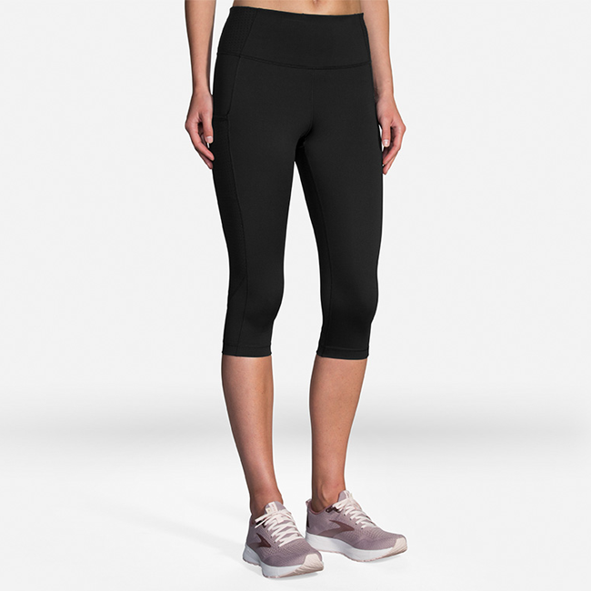 Brooks Women's Method 1/2 Crop Tight