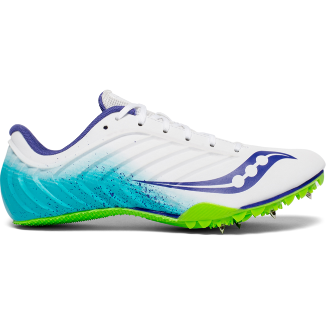 Saucony Women's Spitfire 5 Short Distance Spike