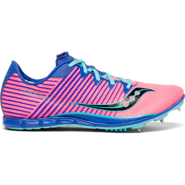 Saucony Women's Vendetta 2 Mid-Distance Spike