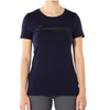 Icebreaker Women's Tech Lite Short Sleeve Low Crewe