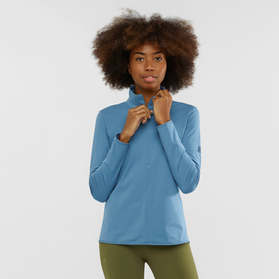 Salomon Women's Outrack Half Zip