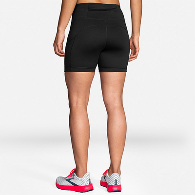 "Brooks Women's Method 5"" Short Tight"
