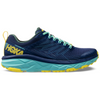 Hoka Women's Challenger ATR 5, Medieval Blue/ Maliard Green, 5mm Drop, Running Neutral Trail