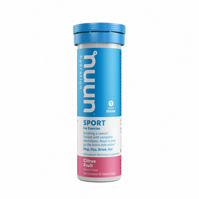 Nuun Sport Citrus Fruit
