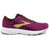 Brooks Women's Launch 6, Aster/Fig/Gold, 10mm Drop, Running Road Neutral lightweight