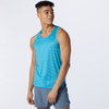New Balance Men's Printed Impact Run Singlet