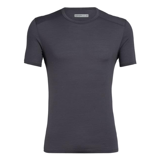 Icebreaker Men's Cool-Lite Amplify Short Sleeve Crewe