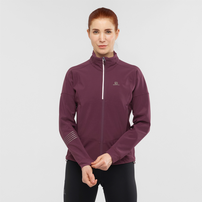 Salomon Women's Lightning Warm Softshell Jacket
