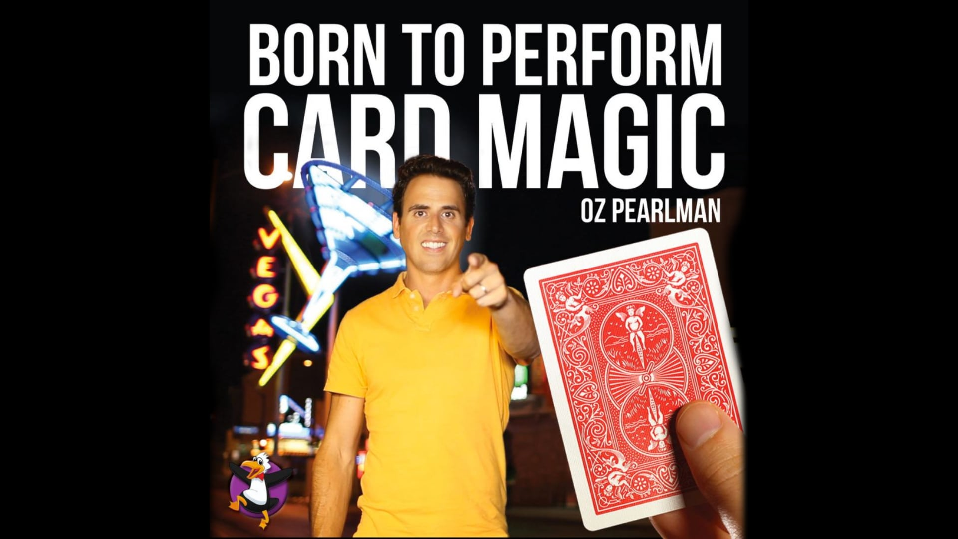 Born to Perform Card Magic