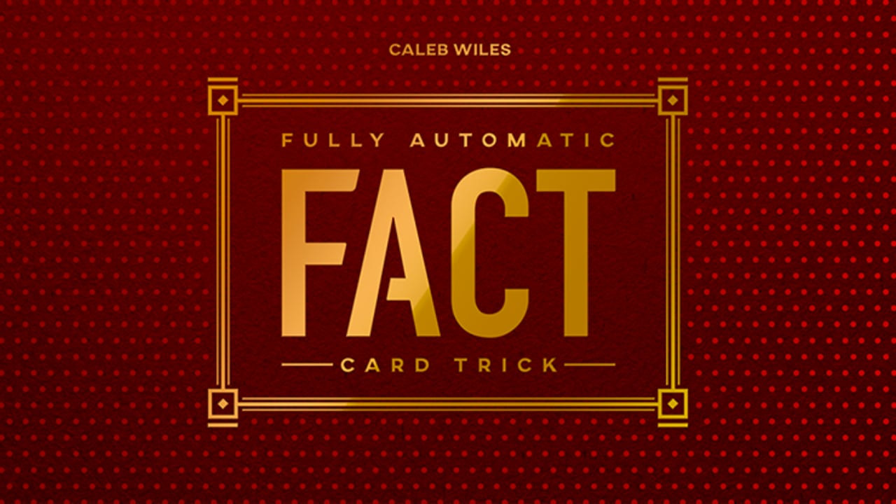Fully Automatic Card Trick (FACT)