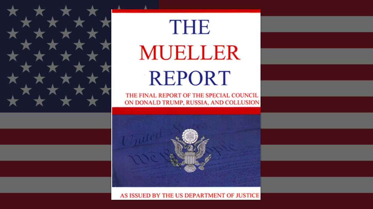 Magic Mueller Report
