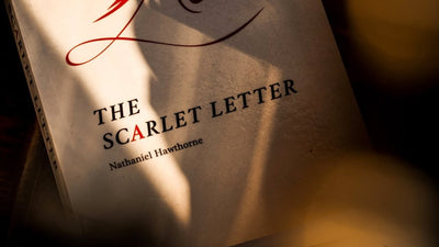 Front cover of The Scarlet Letter