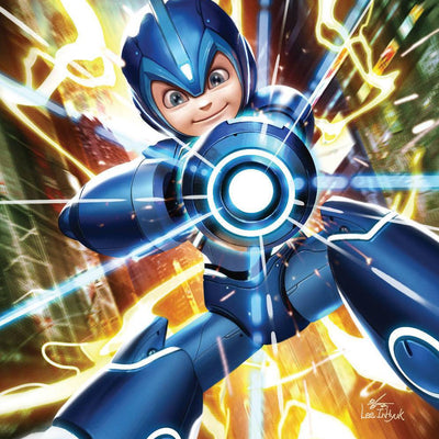 Mega Man Fully Charged #1