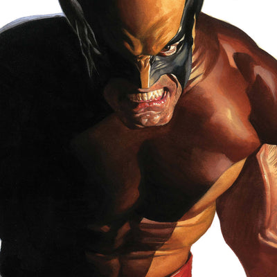 Marvel Timeless Alex Ross Variants