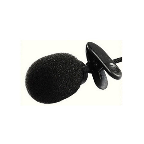 Universal Portable 3.5mm Mini Headset Microphone Lapel Lavalier Clip Microphone for Lecture Teaching Conference Guide Studio Mic