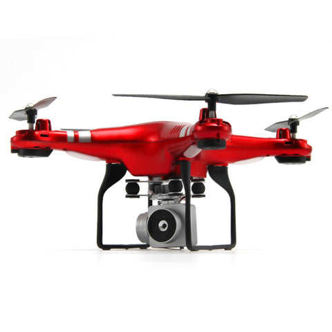 Lensoul Drone 4 Channel 2.4GHz 2MP HD camera LED Lighting