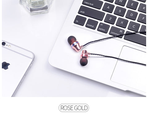 Tomkas Wired Earphone