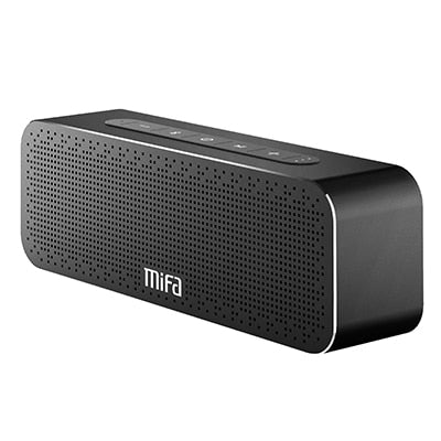 MIFA Portable Bluetooth Speaker Wireless Stereo Sound Boombox Speakers with Mic Support TF AUX TWS