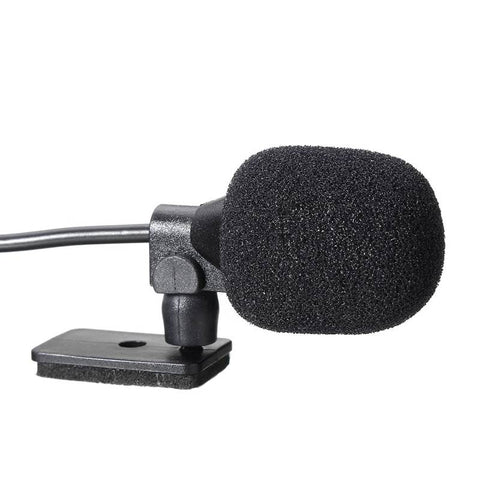 Clip-On Stereo Microphone