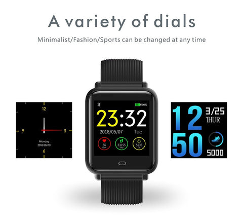 VERYFiTEK Q9 Waterproof Smart Watch