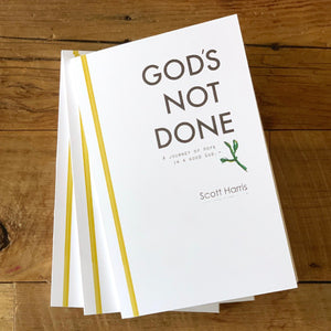 God's Not Done {Pre-Order Package}