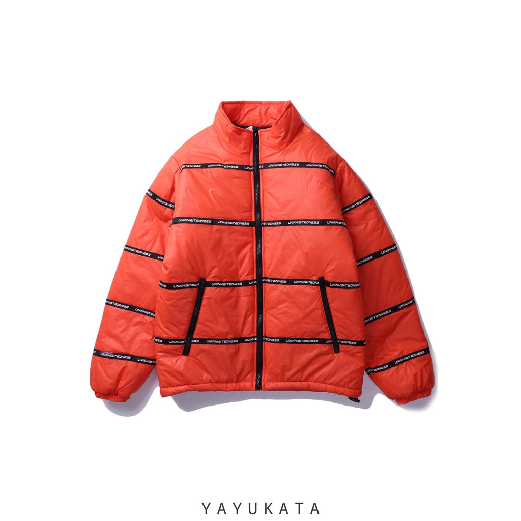 YAYUKATA Coats & Jackets Orange / L YAYUKATA SK2 Urban Streetwear Jacket