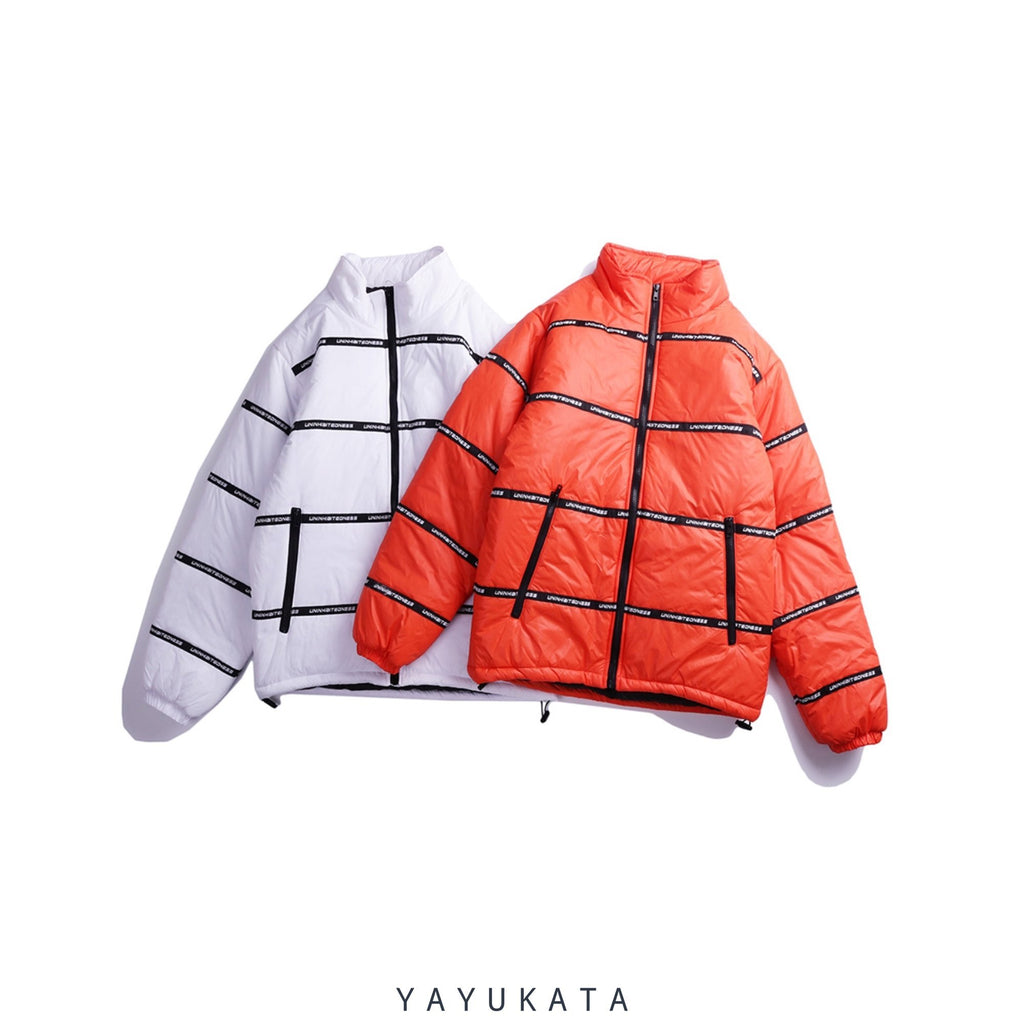 YAYUKATA Coats & Jackets Orange / M YAYUKATA SK2 Urban Streetwear Jacket
