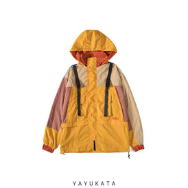 YAYUKATA Coats & Jackets SK2 Casual Windbreaker